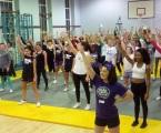 Carnegie Aviator Allstars Cheerleading Taster Session in Leeds